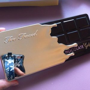 Too Faced-Chocolate Gold Eyeshadow Palette